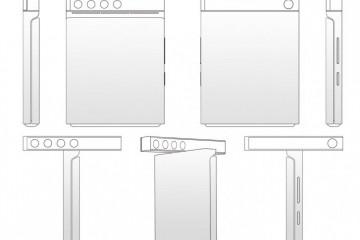 小米手机新专利曝光摄像头可水平旋转